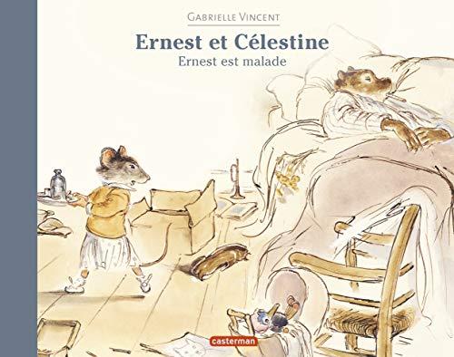 9782203064911: Ernest et Célestine : Ernest est malade