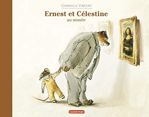 ERNEST ET CÉLESTINE AU MUSÉE: VINCENT GABRIELLE
