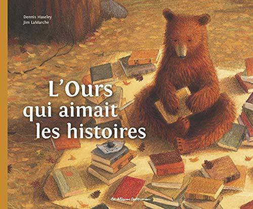 9782203071025: L'ours qui aimait les histoires