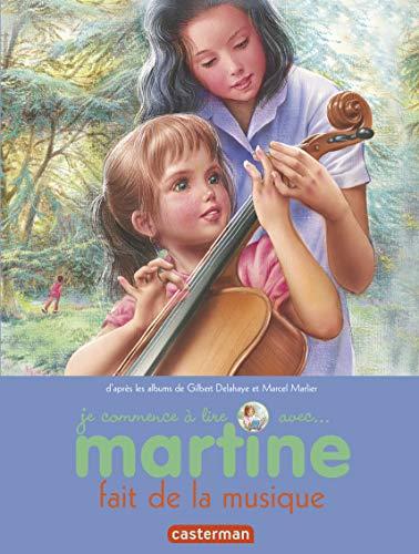 9782203080058: Je commence à lire avec Martine, Tome 43 : Martine fait de la musique