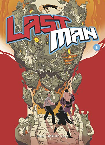 9782203089174: Lastman, Tome 6 : : Edition collector