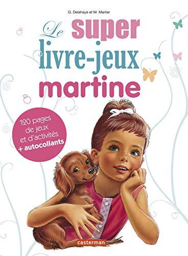 9782203089778 Le Super Livre Jeux Martine Abebooks