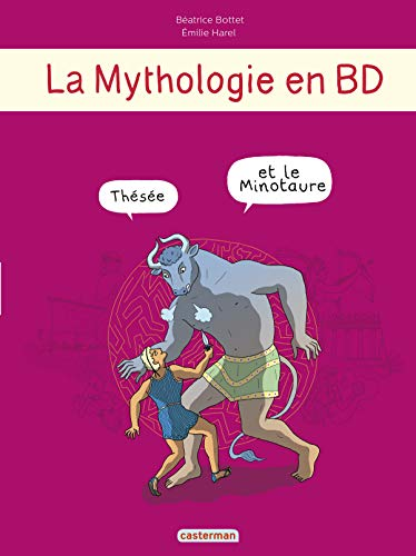9782203090187: Thésée et le Minotaure