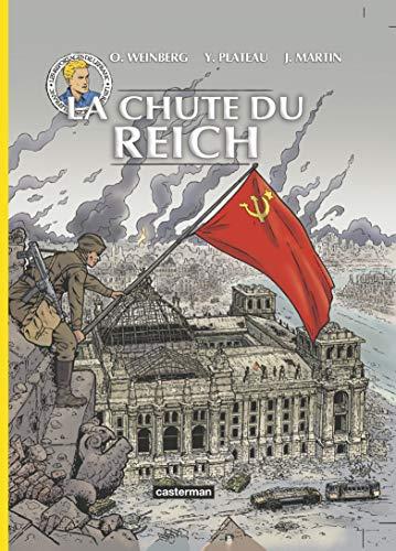 REPORTAGES DE LEFRANC (LES) : LA CHUTE DU REICH: MARTIN JACQUES