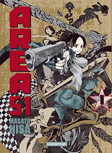 AREA 51 T.01: HISA MASATO