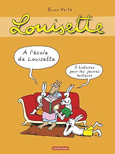 9782203090996: A l'école de Louisette
