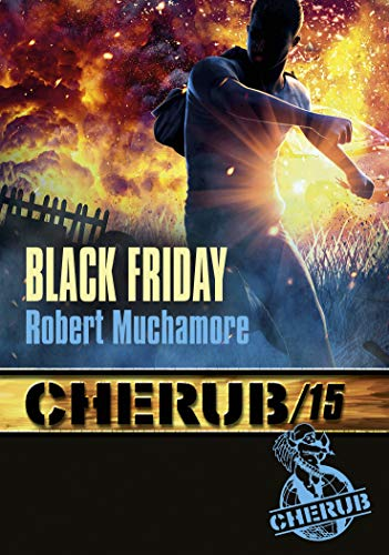 9782203091160: Cherub t15 black friday (poche)