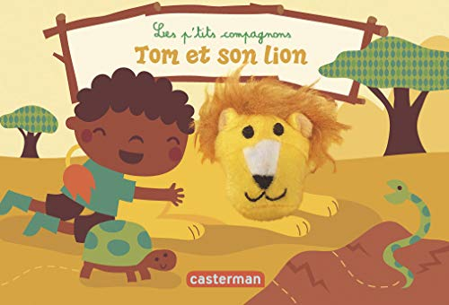 9782203091320: Tom et son lion
