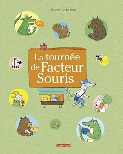 9782203091412: La tournée de Facteur Souris