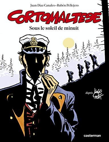 CORTO MALTESE T.13 : SOUS LE SOLEIL DE MINUIT (N.É.COULEUR): PRATT HUGO