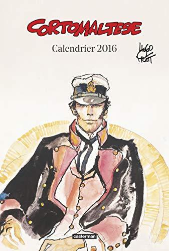 9782203092136: Corto Maltese Calendrier 2016