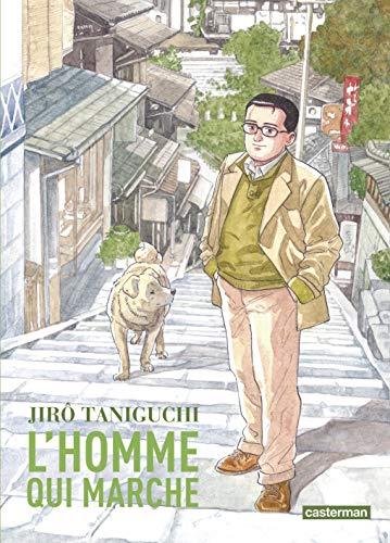 9782203093805: L'Homme qui marche (French Edition)