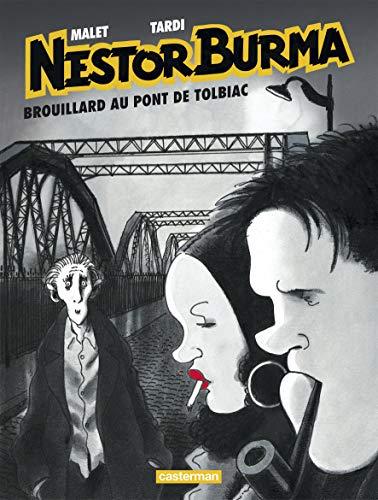 9782203094062: Nestor Burma, Tome 1 : Brouillard au pont de Tolbiac