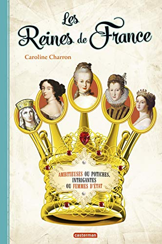 9782203096202: Les Reines de France