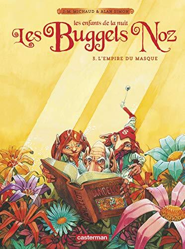 9782203096394: Les Buggels Noz, Tome 3 : L'empire du masque
