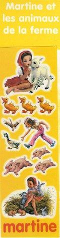 9782203097070: Martine et les animaux de la ferme (French Edition)
