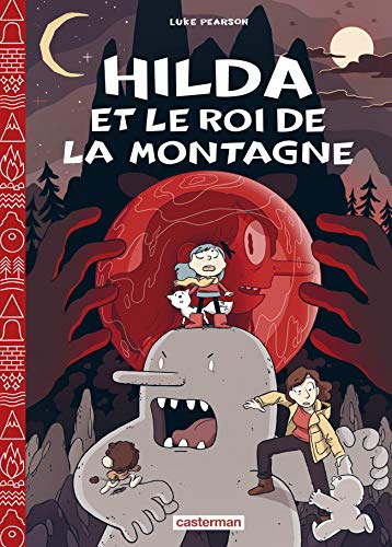 9782203097551: Hilda, Tome 6 : Hilda et le Roi de la montagne