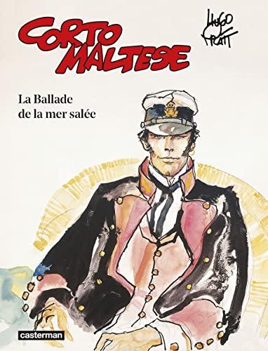 9782203097605: Corto maltese - t01 - la ballade de la mer salee (Édition couleurs)