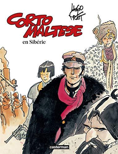 9782203097650: Corto Maltese en couleur, Tome 6 : En Sib�rie