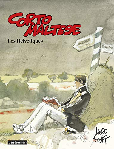9782203097704: Corto Maltese en couleur, Tome 11 : Les helvétiques