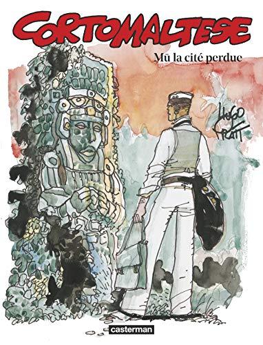 9782203097711: Corto Maltese en couleur, Tome 12 : Mu, la cité perdue