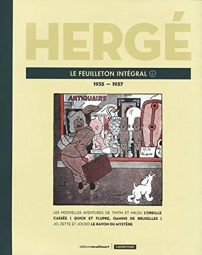 9782203098183: Herg� le feuilleton int�gral : 1935-1937