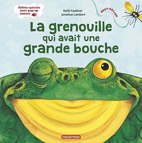 9782203098497: la grenouille qui avait une grande bouche