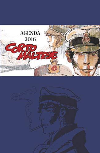 AGENDA CORTO MALTESE 2016: PRATT HUGO