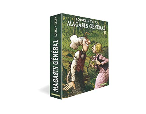 Magasin général, Intégrale 3 : Coffret en 3 volumes : Tome 7, Charleston ; ...