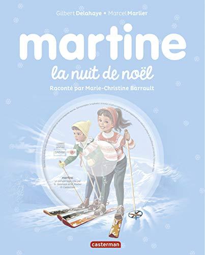 9782203100596: Martine : La nuit de Noel Livre + 1CD audio (French Edition)