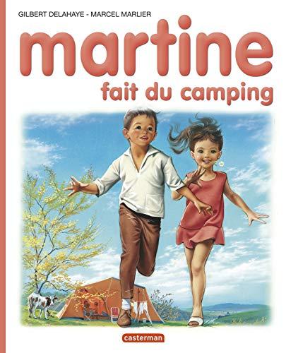 9782203101098: Martine: Fait Du Camping