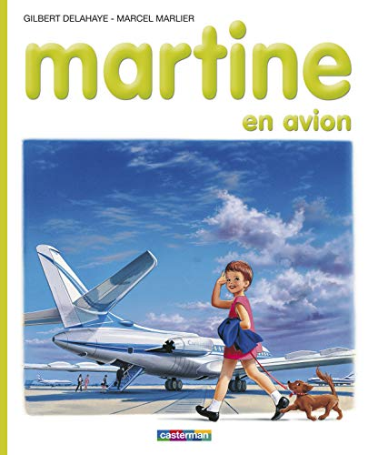 9782203101159: Martine: en Avion (French Edition)