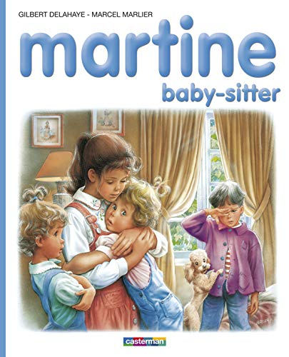 9782203101470: Les Albums De Martine: Martine Baby-sitter (French Edition)