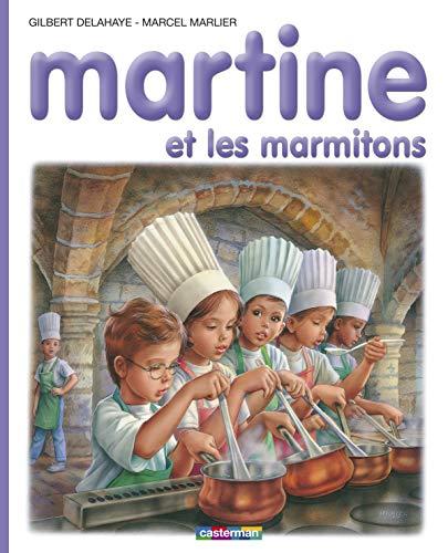 9782203101517: Les albums de Martine: Martine et les marmitons