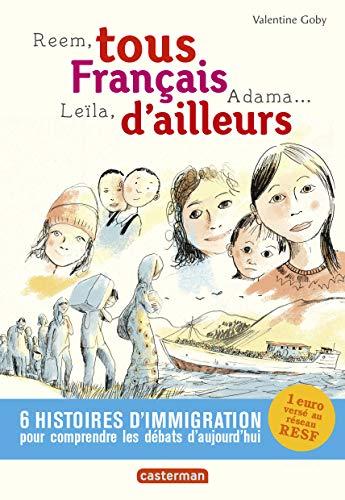 TOUS FRANCAIS D'AILLEURS : REEM LEÏLA ADAMA: GOBY VALENTINE