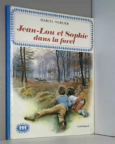9782203103030: Jean-Lou et Sophie dans la forêt
