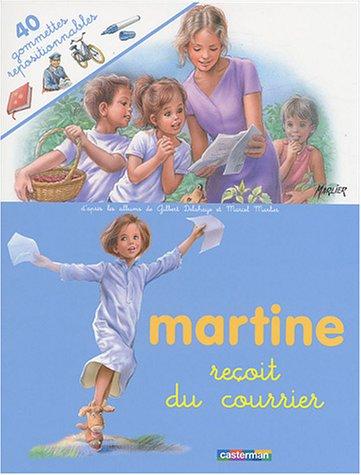 Les amis de martine t19 martine recoit: Marcel Marlier; Gilbert