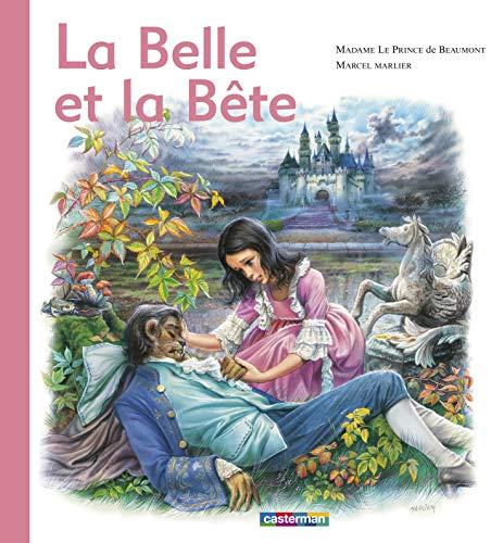 La Belle et la Bête: Marcel Marlier; Jeanne-Marie