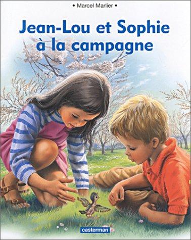 9782203105423: Jean Lou et Sophie à la campagne