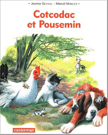 Cotcodac et Poussemin: Jeanne Dethise et