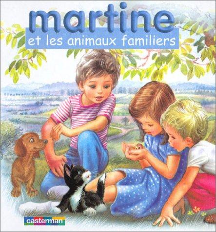 9782203106079: Martine et les Animaux familiers (coffret livre + jeu de cubes)