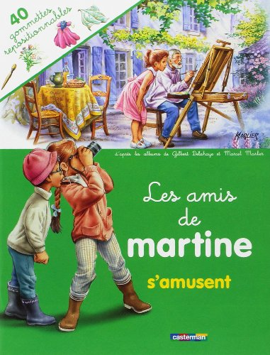 AMIS DE MARTINE S'AMUSENT (LES) [Apr 01,
