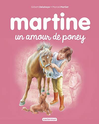 9782203106598: Martine, Tome 56 : Martine un amour de poney