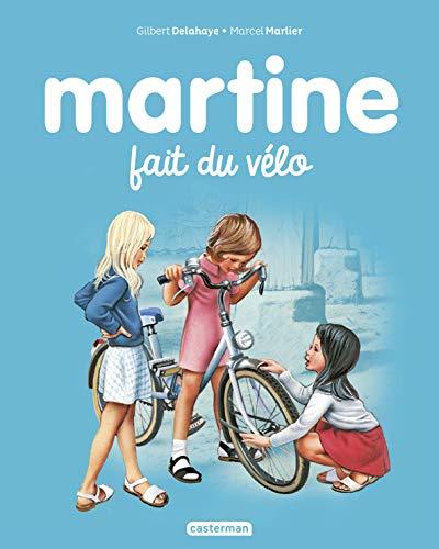 9782203106741: Martine, Tome 21 : Martine fait de la bicyclette