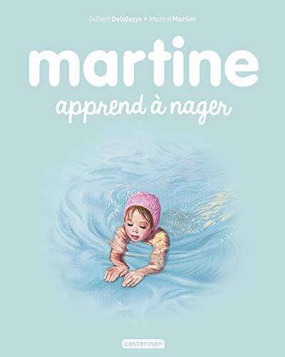 9782203106871: Martine, Tome 25 : Martine apprend à nager