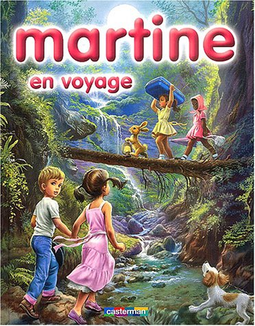 Martine En Voyage (3) (French Edition)