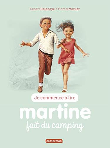 9782203107403: Je commence à lire avec Martine, Tome 39 : Martine fait du camping