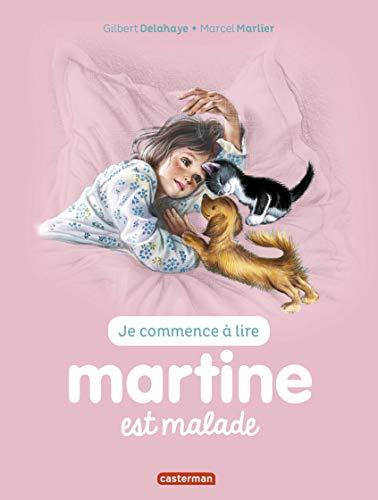 9782203107694: Je commence à lire avec Martine, Tome 16 : Martine est malade