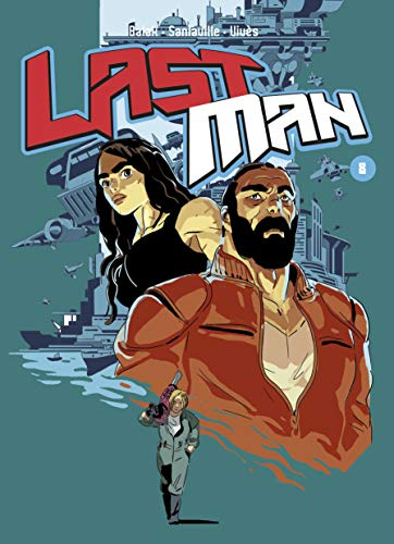 9782203109735: Lastman, Tome 8 : : Edition collector