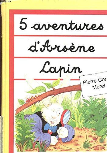 5 aventures d'Arsène Lapin